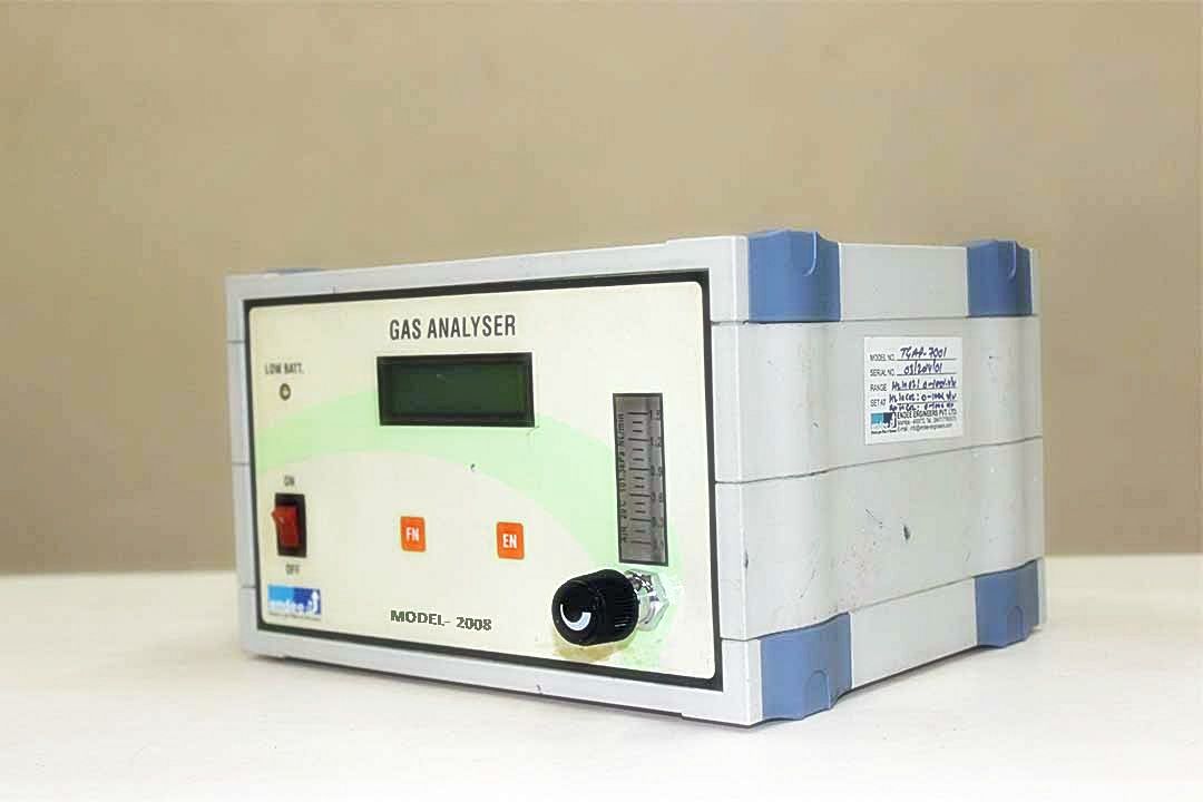 Gas Analyzers Manufacturers In India